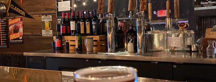Clarion River Brewing Company is one of PA - Montoursville.