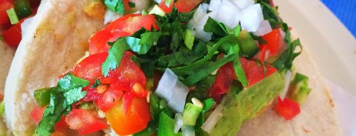 "Tacos de Chicharrón ""Mary Mary"" is one of สถานที่ที่บันทึกไว้ของ Luis."