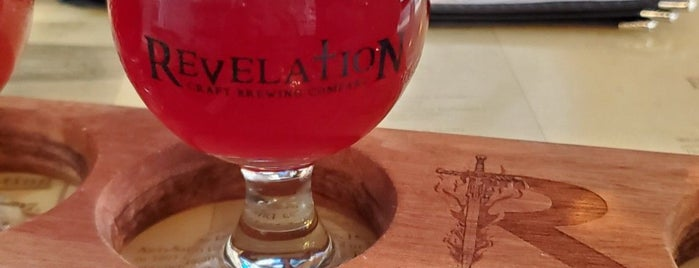 Revelation Craft Brewing Company is one of Virginia/Delaware/Maryland Trip.