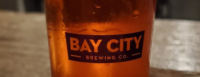 Bay City Brewing Co. is one of Tempat yang Disukai Luis.