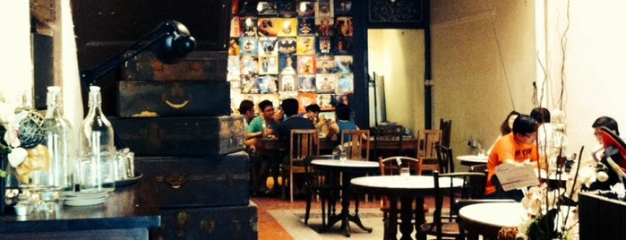 The Films Cafe is one of Places I would like to visit in my lifetime.