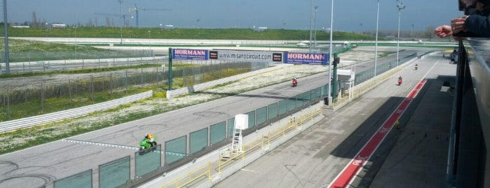 Misano World Circuit Marco Simoncelli is one of Top fun places.