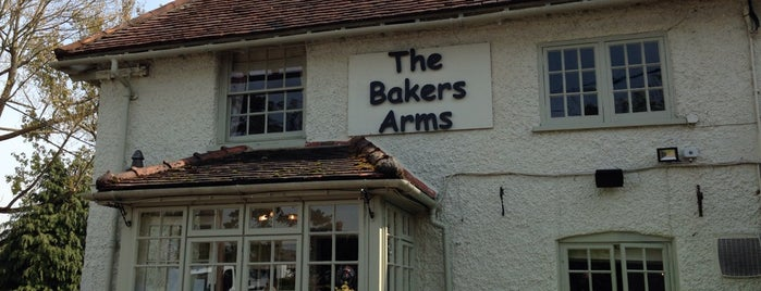 Bakers Arms is one of Tempat yang Disukai Mike.