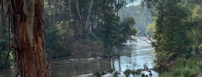Warrandyte River Reserve is one of Posti che sono piaciuti a Mike.