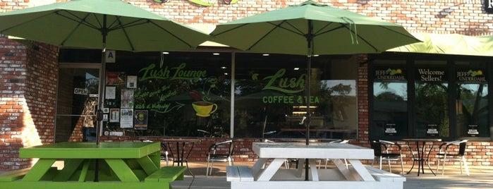 Lush Lounge is one of Locais curtidos por John.