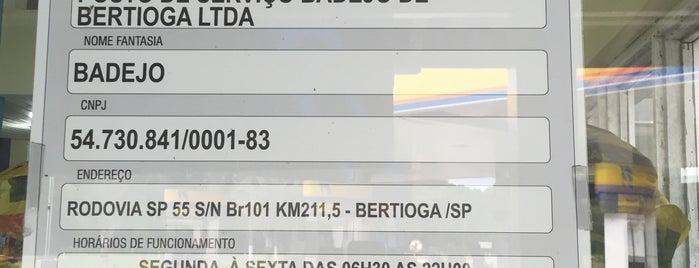 Auto Posto Badejo - Ipiranga is one of Lieux qui ont plu à Alberto J S.