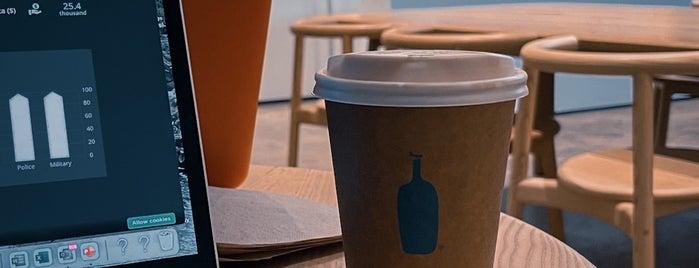 Blue Bottle Coffee is one of WASHINGTON D.C..