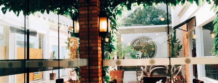 Benkendorff Kaffee is one of Café Blumenau.