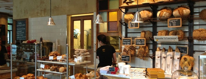 Le Pain Quotidien is one of Zürich - Switzerland = Peter's Fav's.