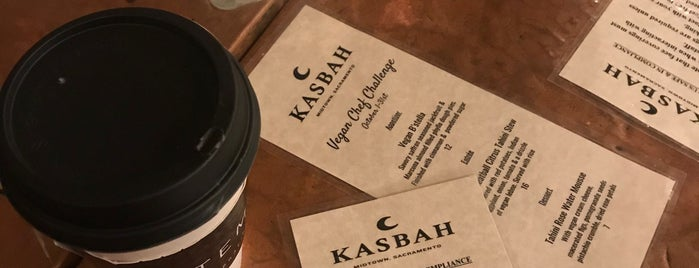 Kasbah Lounge is one of Tempat yang Disimpan Robert.
