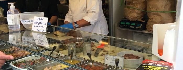 Nuovo Mercato di Testaccio is one of Italy To-Do List.