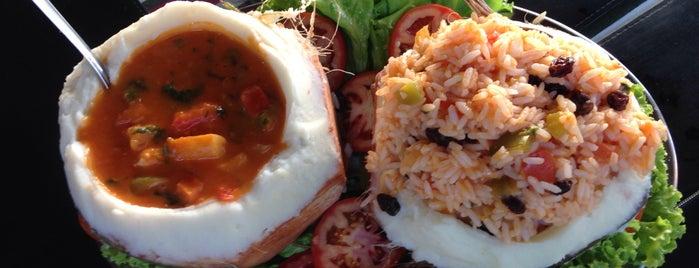 Restaurante Encanto do Mar is one of Restaurantes.