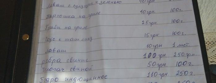 """Ресторан """"Терасса"""" is one of Коблево."""