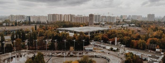 Тенісні корти Льодового стадіону is one of Спорт.