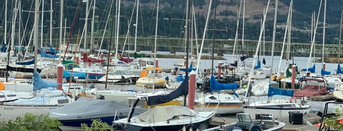 Hood River Marina is one of Welcome to Oregon!.