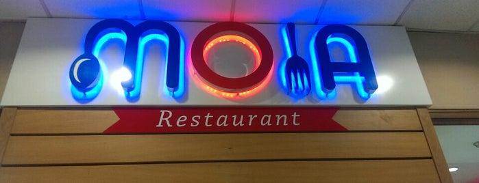 Mola Restaurant Koza  Plaza is one of Orte, die Arzu gefallen.