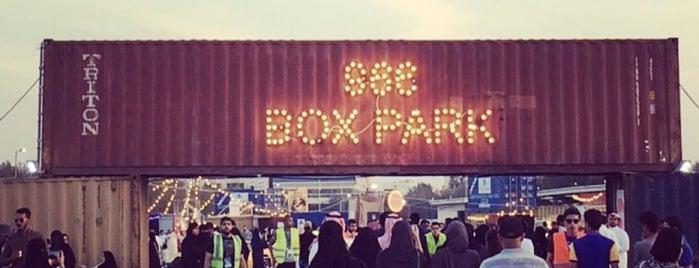 966 Box Park Event is one of Lugares favoritos de Amir.