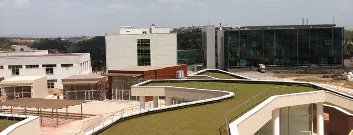 Uşak Üniversitesi is one of Lieux qui ont plu à Çağlar.