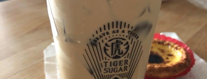 Tiger Sugar is one of Lieux qui ont plu à Cynthia.