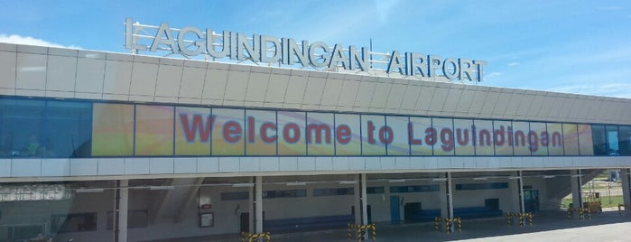 Laguindingan Airport (CGY) is one of Airport.
