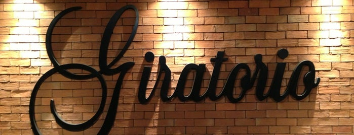 Giratorio Restaurant is one of Santiago.