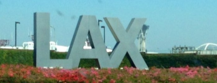 로스앤젤레스 국제공항 (LAX) is one of #myhints4LosAngeles.