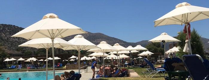 Kernos Beach ***** is one of Olga 님이 좋아한 장소.