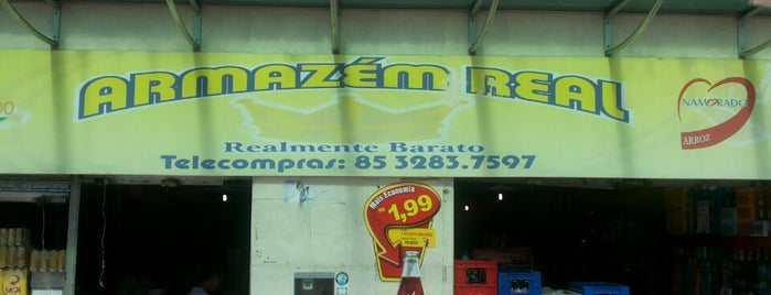 Armazém Real is one of Posti salvati di Abdias.