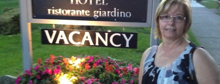 Gate Hotel Ristorante is one of Locais curtidos por ProzzaK.