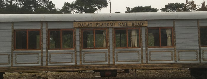 Dalat Train Station is one of Da Lat.