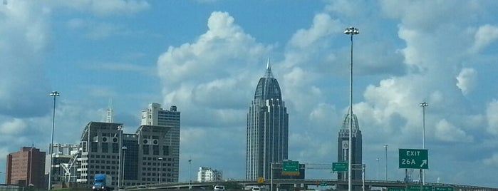 City of Mobile is one of Most Populous Cities in the United States.