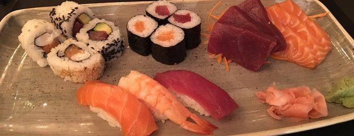 Sushifresh Restaurant is one of Oriol : понравившиеся места.