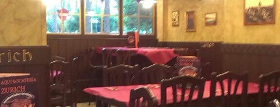 Bocateria Zurich is one of Bares/Restaurantes.