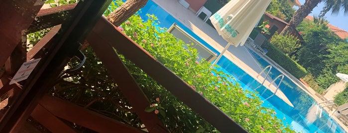 Sun City Hotel & Beach Club is one of Fethiye koylar&beachler 🧜🏼♀️.
