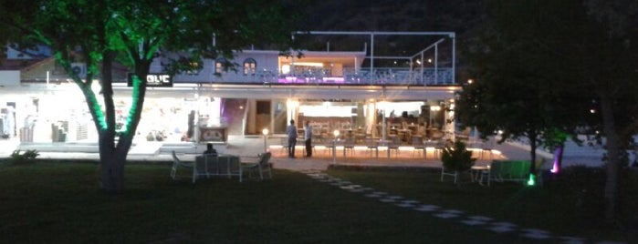 CAWA CAWA RESTAURANT COCKTAIL & BAR is one of Fethiye.