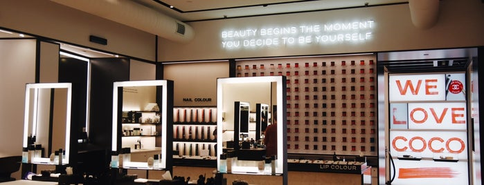 Atelier Beauté CHANEL is one of Experience Design.