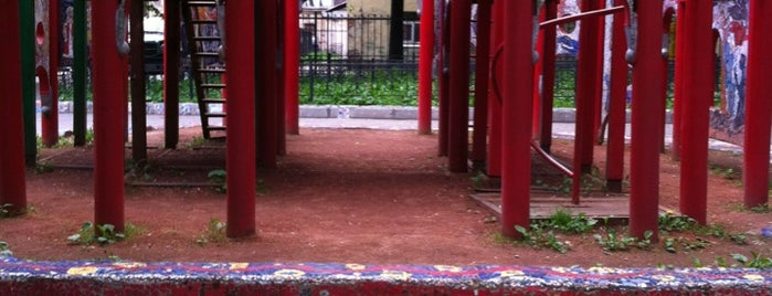 Мозаичный дворик is one of spb.