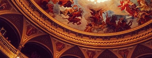 Венгерский государственный оперный театр is one of budapest.