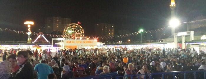 Beylikdüzü Festival Alanı is one of Locais curtidos por Murat.