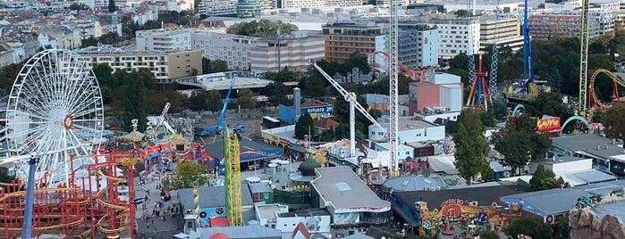 Wiener Prater is one of Vienna Austria.