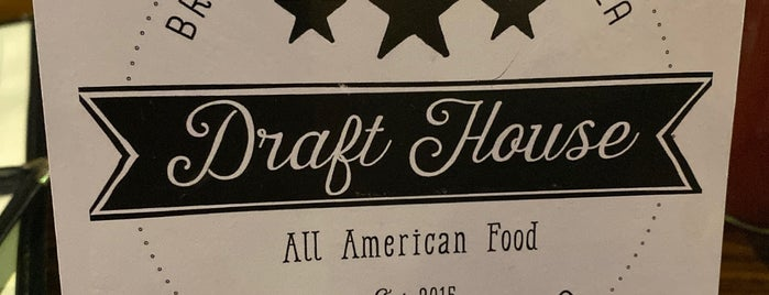 Draft House is one of Auburn.