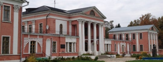 Усадьба «Ярополец» is one of Ancient manors of Russia.