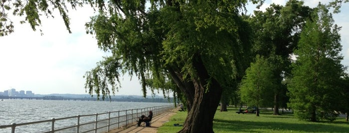 Hains Point is one of Posti salvati di John.