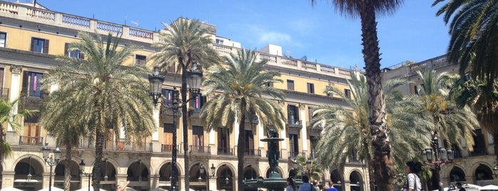 Plaza Real is one of Barcelona / Essentials.