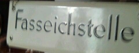 Gaststätte Brett is one of Matthias 님이 좋아한 장소.