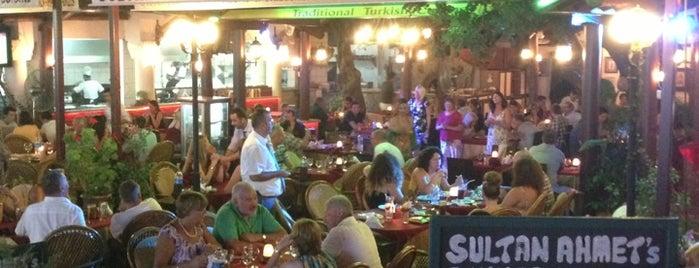 Sultan Ahmet Traditional Turkish Cuisine is one of Bir Gurmenin Seyir Defteri.