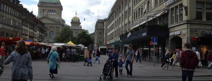 Bärenplatz is one of Bern Favorites.