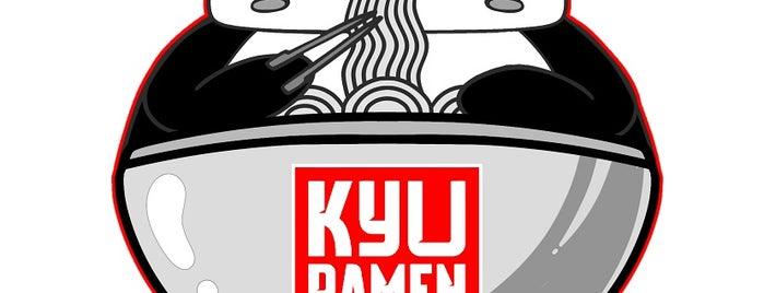 Kyu Ramen is one of Spring Break Denver 2020.