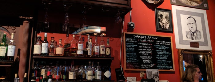 Sweetie's Art Bar is one of To Try: SF Bars.