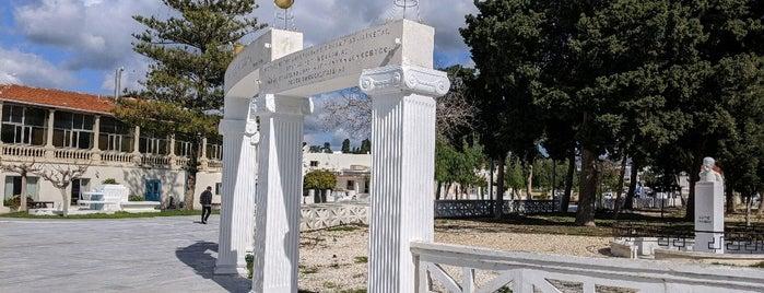 Koutourou ouzeri is one of Ben'in Beğendiği Mekanlar.